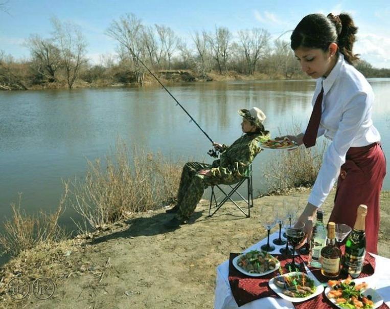 Самое время рыбалки