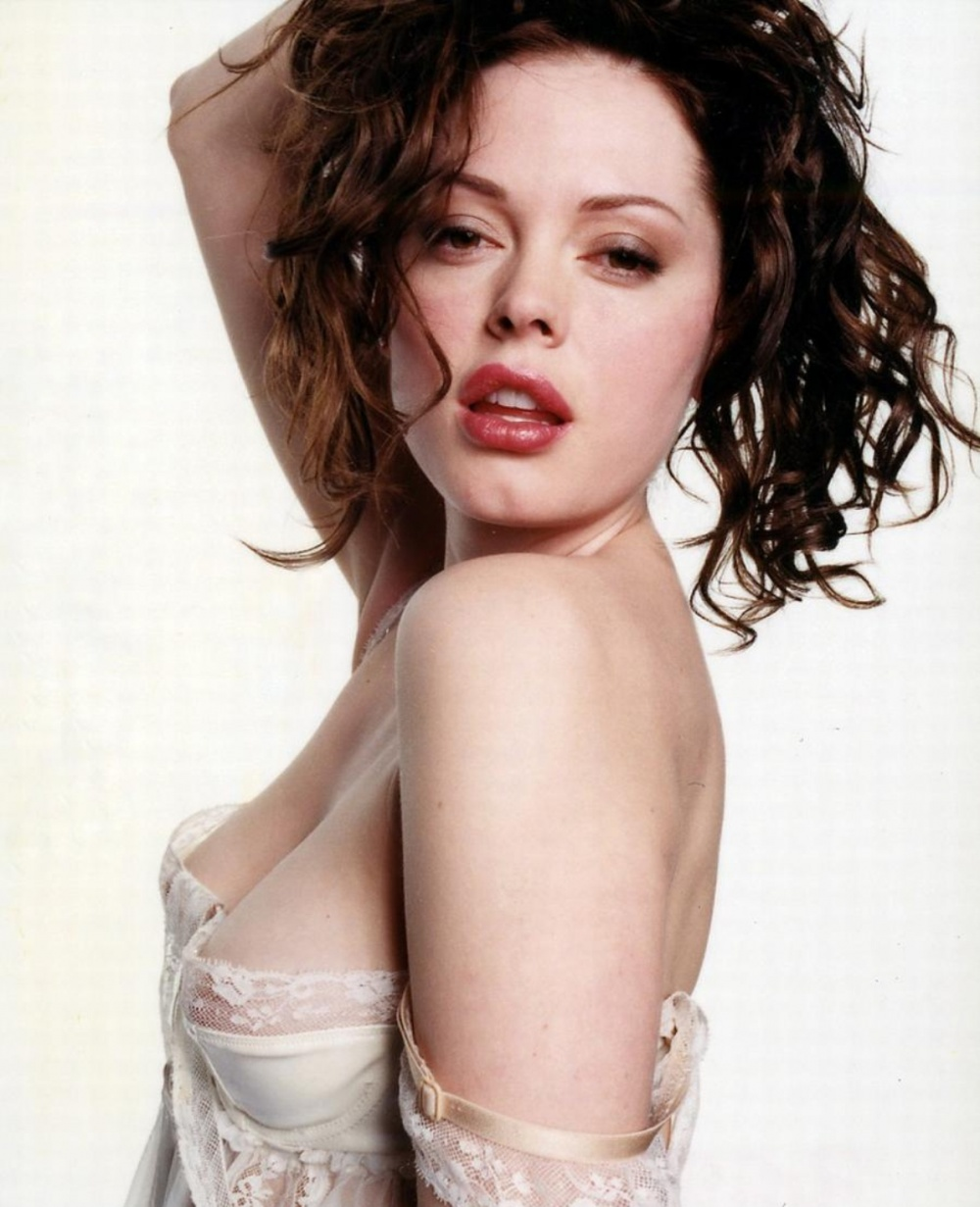 Роуз МакГоун ( Rose McGowan )
