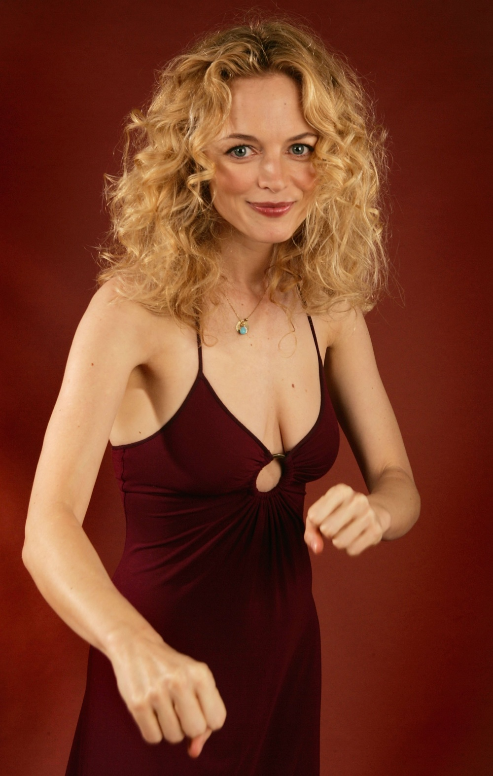 Хэзер Грэм ( Heather Graham )